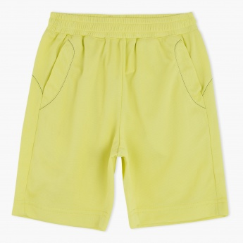 Bossini Shorts with Elasticised Waistband