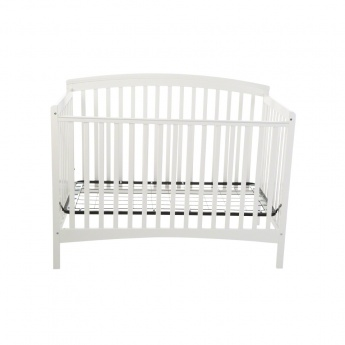 Juniors Crib with Vertical Slats