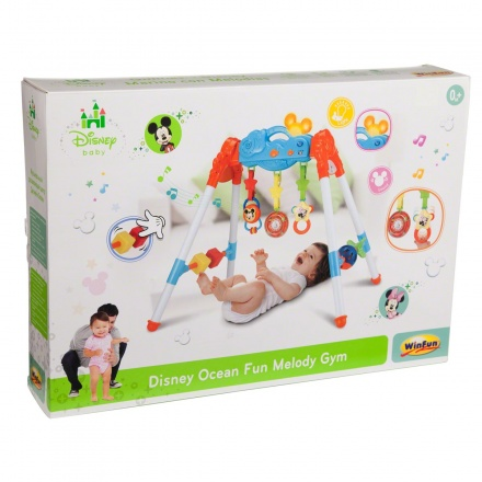 Disney Ocean Fun Melody Play Gym