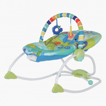 Kids11 Infant Toddler Rocker