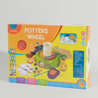 Juniors Potters Wheel Creativity Set
