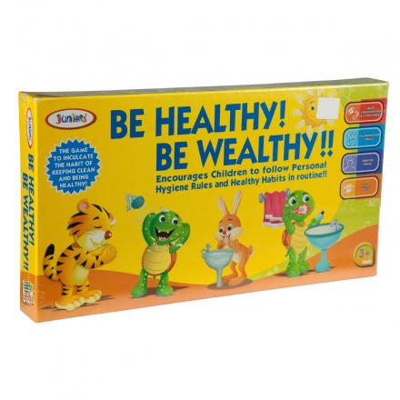 Juniors Be Healthy Be Wealthy Game