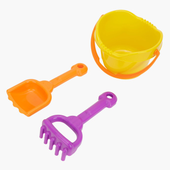 Juniors Bucket Sand Castle Playset