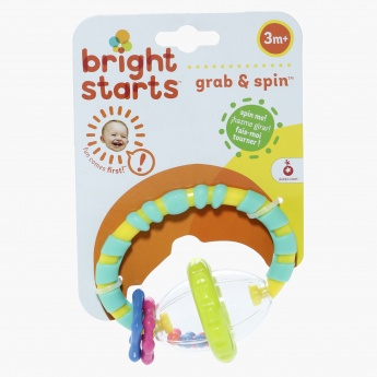 Bright Starts Grab and Spin Toy