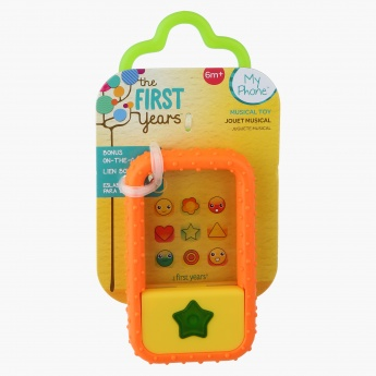 The First Years Teething Toy