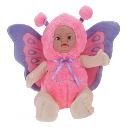 Juniors Butterfly Doll - 12 inch