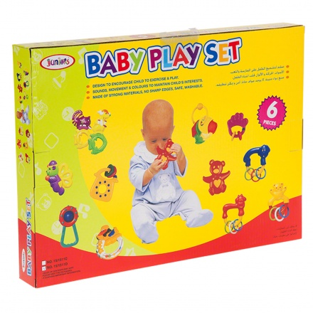 Juniors Baby Play Set