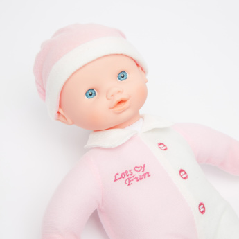 Content Baby Doll with 4 Pre-Loaded Sounds