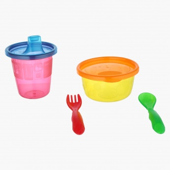 The First Years 12-Piece Feeding Set