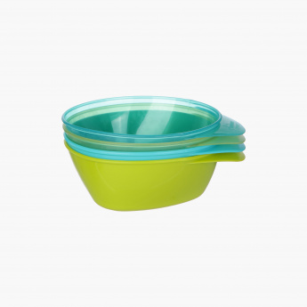Explora Easy Scoop Bowls - 4 pk