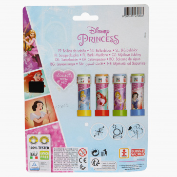 Princess Printed Bubble Blisters Playset