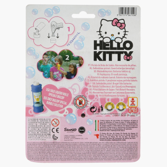 Hello Kitty Bubbles Blister Gun