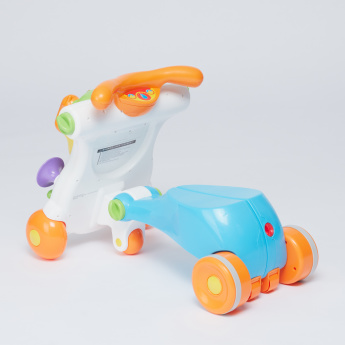 Weina Ride-On Walker