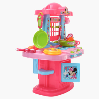 Minnie Mouse Printed 4-in-1 Multiplex Kitchen Playset