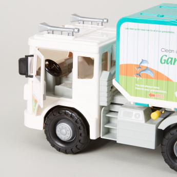 DSTOY Waste Truck Toy