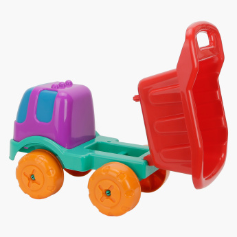 Juniors Jumbo Dump Truck Set