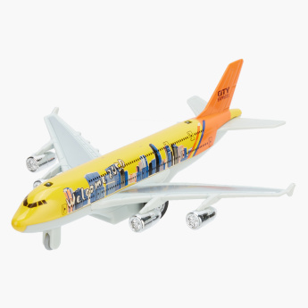 Tai Tung Printed Sonic Air Jet Toy
