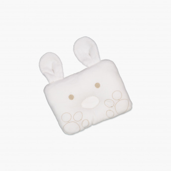 Juniors Embroidered Bunny Pillow
