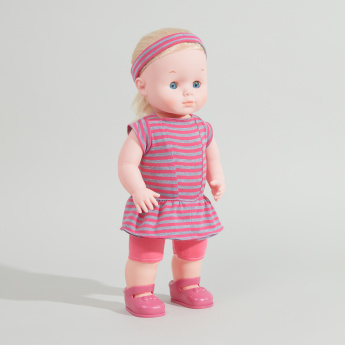 Content Interative Walking Doll