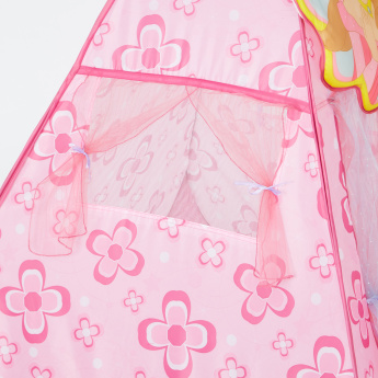 Princess Printed Play Tent with Balls