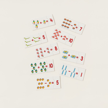 Juniors First Sum Learning Set