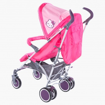 Hello Kitty Dual-tone Buggy
