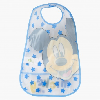 Mickey Mouse Printed Bib