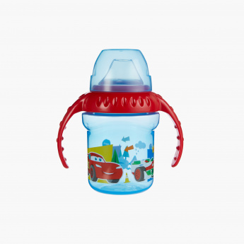 Cars Print Sippy Cup - 230 ml