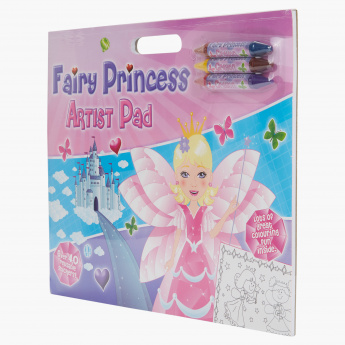 Girls Artist Pad