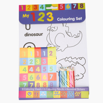 Numerical Colouring Set
