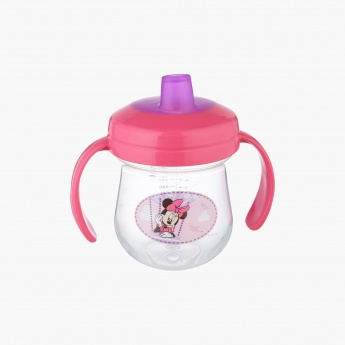 The First Years Minnie Mouse Printed Trainer Cup