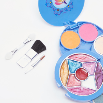 Frozen Printed Rotating Make Up Compact Set
