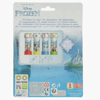 Frozen Bubble Blister - Set of 3