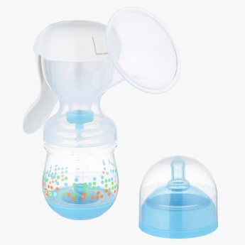 The First Years Manual Breast Pump