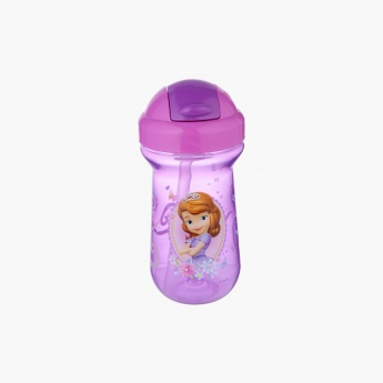 The First Years Sofia the First Printed Flip Top Cup