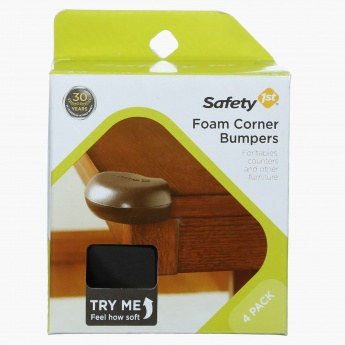 Safety 1st Foam Corner Bumper - Set of 4