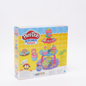 Play-Doh Kitchen Creations Cupcake Stand Playset