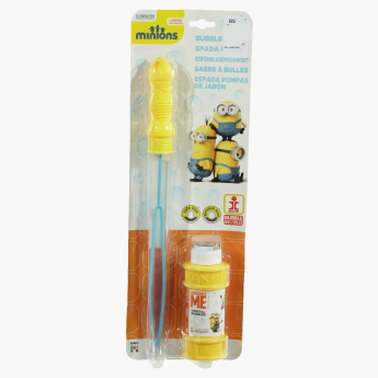 Minions Bubbles Wand Toy