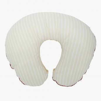 Juniors Striped Feeding Pillow