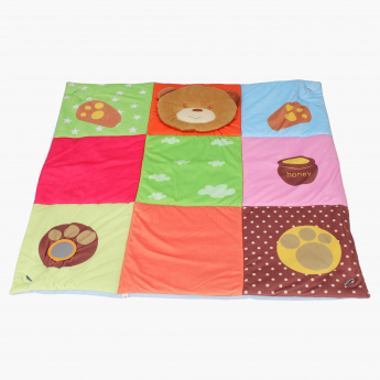 Juniors Quilted Square Playmat