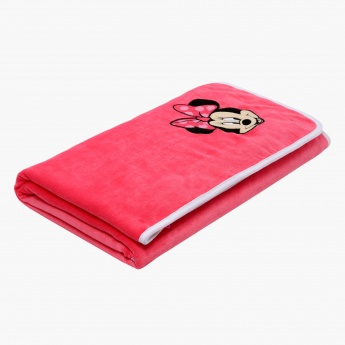 Minnie Mouse Printed Blanket