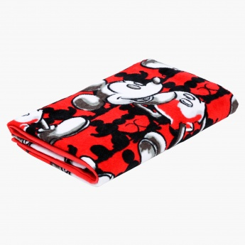 Mickey Mouse Printed Towel