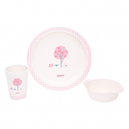 Giggles Printed Dinner Set
