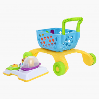 Bright Starts 4-in-1 Shop'n Cook Walker