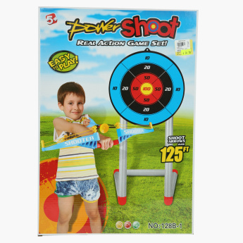 Power Shoot Bow and Arrow Playset