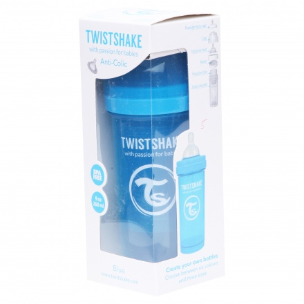 Twistshake Feeding Bottle 260 ml
