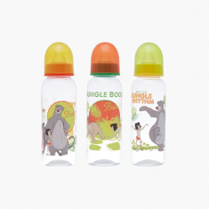 The Jungle Book Print 3-Piece Bottle Set