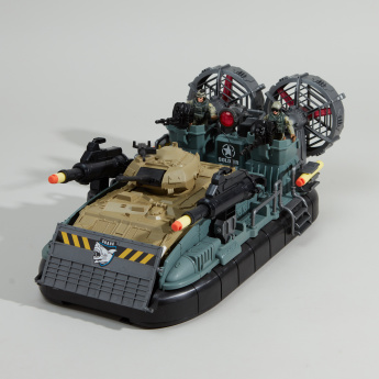 Soldier Force Mega Hoverspeeder Playset