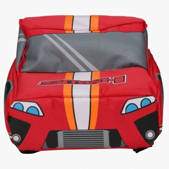 Smash Car Lunch Bag
