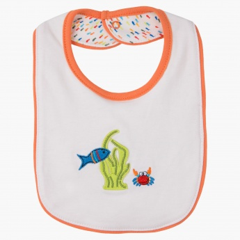 Juniors Printed Bib